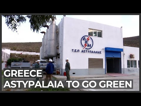 Greek island goes green with Volkswagen electric transport deal