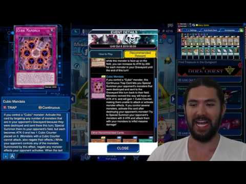How to Get Cubic Cards // Unknown Duelist BEST F2P Farm [Yu-Gi-Oh! Duel Links]