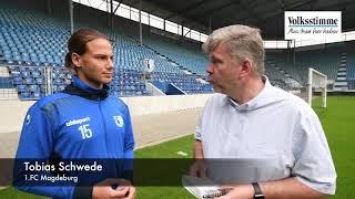 Tobias Schwede vom FCM
