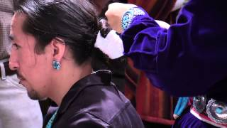 Native Hairstyles at MIAC Part 3