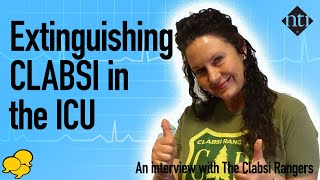 View the video Utilizing CSI Tools to Reduce Central Line Infections - Meet the CLABSI Rangers