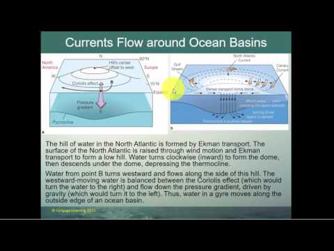Oceanography Chapter 8 Lecture