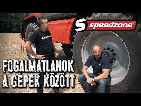 Fogalmatlanok a gépek között (Speedzone S06E02)