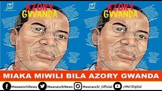 MIAKA MIWILI BILA AZORY GWANDA, MWANANCHI COMMUNICATION YAMKUMBUKA