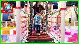 น้องบีม   เล่นสวนสนุกฟันเปกก้า FANPEKKA เทอร์มินอล21 โคราช คลิปเต็ม