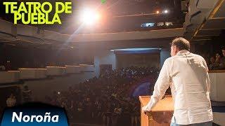 Unidad en la Próxima Elección de Puebla - Noroña en el Teatro de la Ciudad de Puebla
