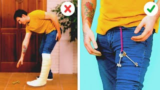 37 USEFUL HACKS FOR EVERYDAY SITUATIONS