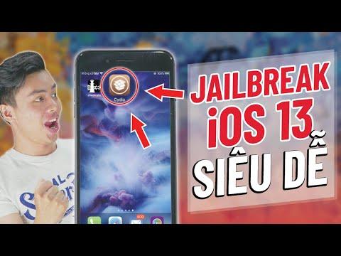 HOT HOT - Hướng dẫn JAILBREAK iOS/iPadOS 13 siêu dễ bằng Checkra1n
