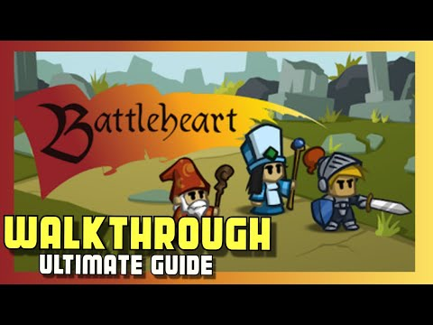 Battleheart Playthrough / Walkthrough and Strategies - Android iOS
