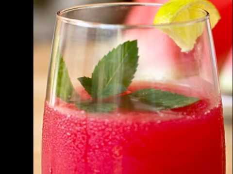 Video Color Lemon Juice Recipe - Video in Tamil