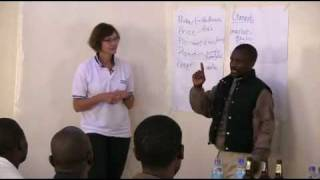 preview picture of video 'Farmer to Farmer Business Training in Tanzania'