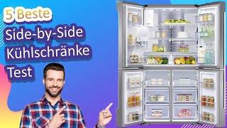 5 Beste Side by Side Kühlschränke Test 2021
