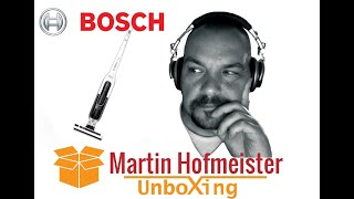 Bosch Athlet - Kabelloser Staubsauger