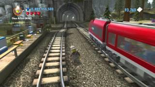 LEGO City Undercover (Wii U) ~ Collectables Guide - Bluebell National Park (Part 2/4)