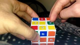 Kubik Rubik Yasash (4-qism)