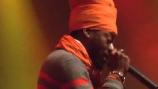 Perfect Giddimani & House of Riddim - Live @ Reggaeville Easter Special 2013