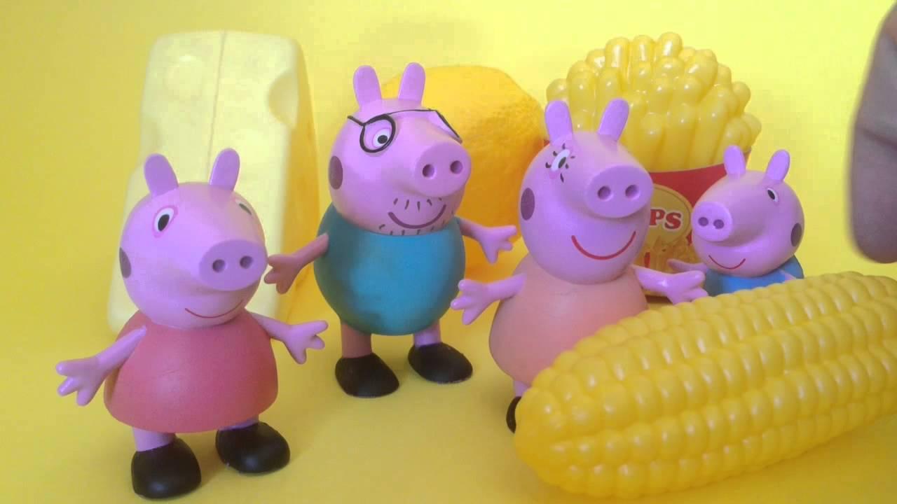 Peppa Pig y los colores.