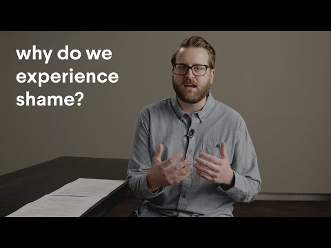 Why do we experience shame?