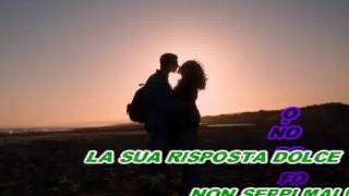 Lucio Battisti - La luce dell'est (karaoke - fair use)