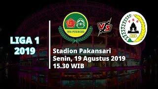 VIDEO: Live Streaming Liga 1 2019, Tira Persikabo Vs PSS Sleman Senin (19//8) Pukul 15.30 WIB
