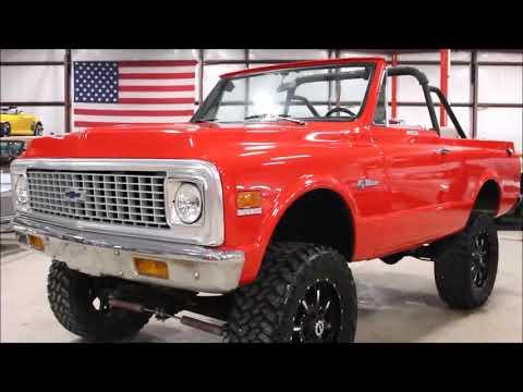 Video of '72 Blazer - MO42