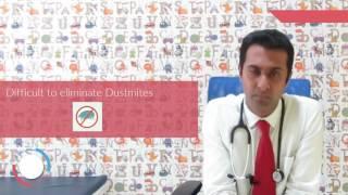 Dustmite Allergy In Children | Dr. Bharath Kumar Reddy