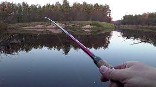 Ловля налима весной на реке