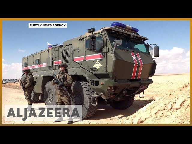 ???????????????? Russian forces 'open corridors' for Syrian IDPs to return home | Al Jazeera English