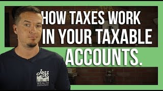 How taxes work in your taxable trading accounts❓   The Dough Show
