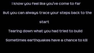 From First To Last - Worlds away lyrics