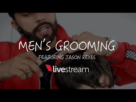 Mens Hair Cutting Class with Paul Mitchell Artist Jason Reyes @iliketocuthair