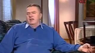 Жириновский  про Путина и россиян.