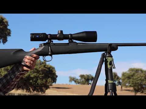 Prueba rifle Mauser M18 y visor Zeiss Conquest V4 de 3-12x56