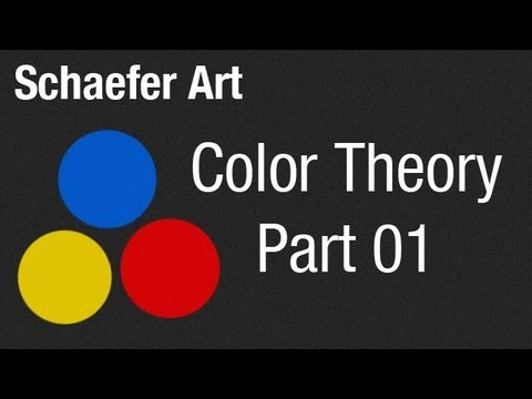 Color Theory Part 01 - Overview