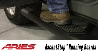 In the Garage™ with Performance Corner®: ARIES AscentStep™ Running Boards