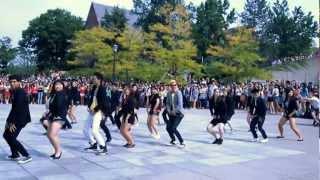 Cornell University: Flash Mob - Gangnam Style