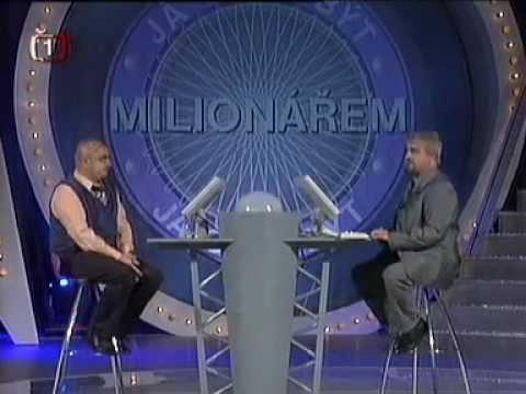 Zdeněk Izer - Já chci být milionářem