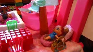 Вероника рассказывает про аквапарк ЛОЛ