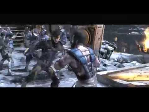 Adema- Immortal (MKX MV)