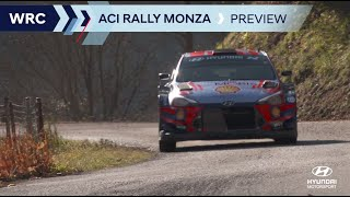 Rally Monza Preview - Hyundai Motorsport 2020
