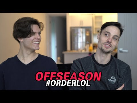 REFLECTIONS & OFFSEASON | #ORDERLOL