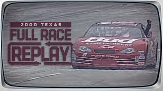 NASCAR Classic Race Replay: Dale Earnhardt Jr.s First Cup Series Win | Texas Motor Speedway