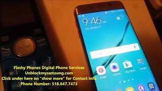 How to Fix Blacklisted IMEI  Galaxy S6