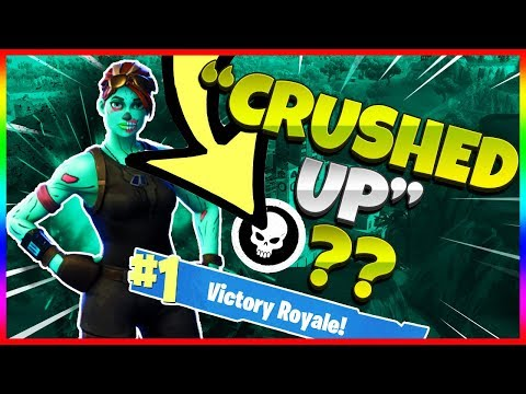"Fortnite Montage - ""Crushed Up"" (Future)"