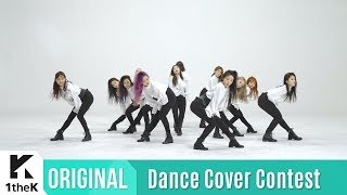 [1theK Dance Cover Contest] LOONA(이달의 소녀) _ Butterfly(mirrored ver.)