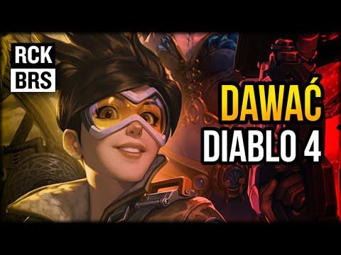 Diablo 4 i Overwatch 2 - Blizzcon 2019