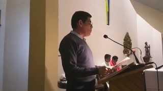 preview picture of video 'Domingo de Ramos 2015, Segunda Lectura'