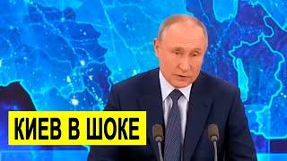 Putin ostrzegał Kijów przed INWAZJĄ w Donbasie!-nagranie w j.rosyjskim