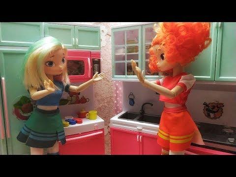 Ох уж эти девочки. Куклы сказочный патруль помирились?Мультик сказочный патруль