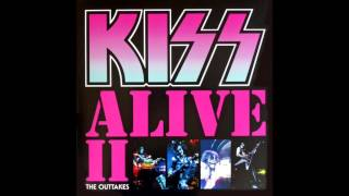 Kiss  Alive II  The Outtakes